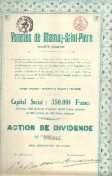 Verreries De Masnuy - Saint-Pierre - Non Classés