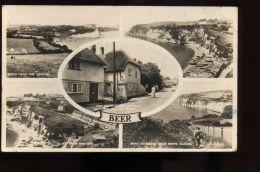 T683 ENGLAND DEVON - BEER - VIEWS - Inghilterra