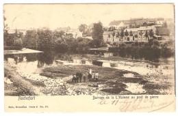 ROCHEFORT    -----  Barrage De La L'Homme Au Pont De Pierre - Rochefort