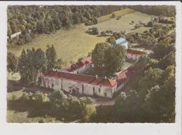 CPSM Grand Format - EN AVION AU DESSUS DE ... ESSAROIS - Abbaye Du Val Des Choues ( Colonie De Vacances ) - Sonstige Gemeinden