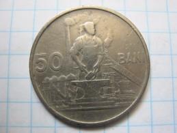 Romania 50 Bani 1955 - Roumanie