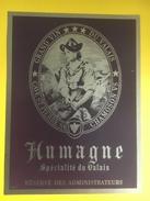 2086 - Suisse Valais Humagne Cave St-Pierre Réserve Des Administrateurs - Etiquettes