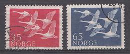 Norvège 1956  Mi.nr: 406-407 Norden  Oblitérés / Used / Gest. - Usados