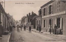 CPA 28 ARROU - Boulangerie CONRE - Non Classés