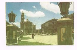 Mexico - Mexique - Plaza , De Sto. Domingo - 1950 - Stamp/Timbre - Mexique