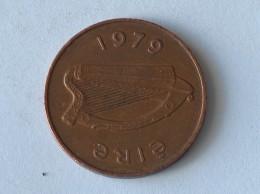 IRLANDE 2 PENNY 1979 - Irlande