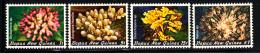 Papua New Guinea MNH Scott #566-#569 Set Of 4 Corals - Papouasie-Nouvelle-Guinée