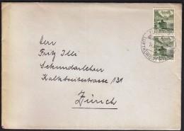 Switzerland Holsteinischen 14. 12. 1948. / Luftkurort