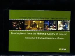 IRELAND/EIRE - 2004  NATIONAL GALLERY  PRESTIGE BOOKLET  MINT NH - Libretti