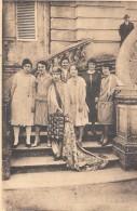 A Identifier --Souvenir Des Fêtes Du 26 Juin 1927 La Fée De L'électricité Et Ses étoiles -Peut être Isigny -recto-verso - Cartes Postales