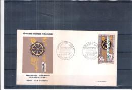 Association Economique Europe-Afrique - FDC Mauritanie (à Voir) - Mauritanie (1960-...)