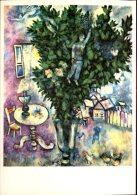 ADAGP Postcard, Cagall, Les Amoureux, The Lovers - Peintures & Tableaux