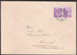Switzerland Ambulant Bahnpost 29. 4. 1936 - Ferrovie