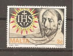 Malta - Yvert 835 (usado) (o) - Malta