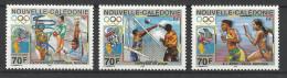 NEW CALEDONIA 2004 OLYMPIC GAMES SET MNH - Nuovi