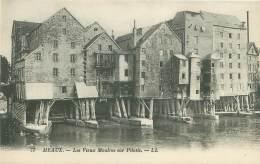 77 - MEAUX - Les Vieux Moulins Sur Pilotis - Meaux