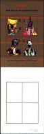 84029)  Bhoutan-1985-maschera Di Danza Per I Morti - BF N 115 MNH - Bhutan