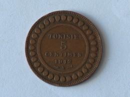 TUNISIE 5 Centimes 1912 A - Tunisie