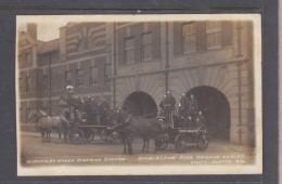 Birmingham Fire Brigade Series, Bordesley Grenn District  Station , 2 Horse Drawn Engines + Crews