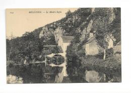 89 MELUZIEN N° 154 : LE MOULIN SAPIN / CPA Vierge En TTBE - Francia