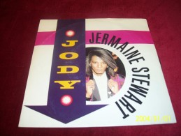 JERMAINE STEWART   °° JODY - Tickets De Concerts