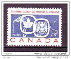 Canada, #387, 1959,