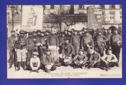 NANTES  Fanfare Du Pneu De Voiture Hutchinson  Mi-carème 1912  (TTB état ) W 516 ) - Autres