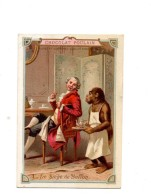 Chocolat Poulain. Le Singe De Buffon. - Poulain