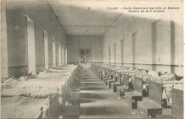 CLUNY - Ecole Nationale Des Arts Et Métiers - Dortoir De La 2° Division - Cluny