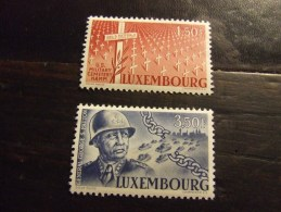 LUSSEMBURGO 1947 PATTON NUOVO **