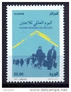 ALGERIA ALGERIE 2015 World Refugee Day - Algeria (1962-...)