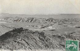 Le Sahara Algérien - Vue Prise Du Col De Sfa - Algérie