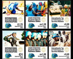 United Nations 2016 Set - International Day Of UN Peacekeepers (3 Offices)