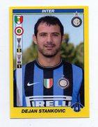 Calciatori 2009/2010 - Figurina Nr. 210 - INTER - DEJAN STANKOVIC - Edizione Panini - (FDC1182) - Panini