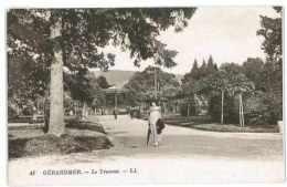 CPA 88 GERARDMER LE TREXEAU - Gerardmer