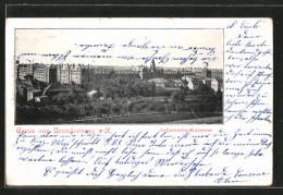 AK Brandenburg, Blick Zur Infanterie-Kaserne - Brandenburg