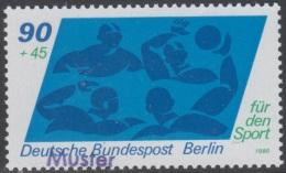 Specimen, Germany Sc9NB170 Sports, Water Polo