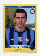 Calciatori 2009/2010 - Figurina Nr. 199 - INTER - LUCIO - Edizione Panini - (FDC1175) - Panini