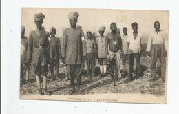 GUERRE 1914 TYPES D'HINDOUS (BELLE ANIMATION) - Weltkrieg 1914-18