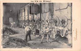 ¤¤  -   La Vie Du Mineur  -  7  -  Chaufferie   -  Batterie De Générateurs  -  Mine     -  ¤¤ - Mines