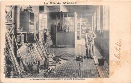 ¤¤  -   La Vie Du Mineur  -  4  -  Magasin D'approvisionnement D'un Puit D'Extraction    -  Mine     -  ¤¤ - Mines