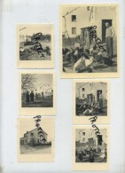Bierges ( Wavre )  1957   ( 6 Vieux Photo Ferme -   Different Format  Gevaert ) - Wavre