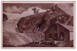 SVENDITA COURMAYEUR AOSTA RIFUGIO ELENA VAL FERRET MONTE DOLENT F/P SCRITTA 1933-´34 NON VIAGGIATA - Italia
