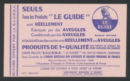 Buvard - LE GUIDE - G