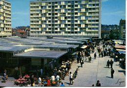 N°50850 GF-cpsm Cités De Suresnes -le Marché- - Suresnes