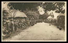 AFRICA - TANZANIA - TANGANICA - Famine Relief  Carte Postale - Tanzania