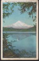 CPA - (Etats Unis) Reflection OfMT. Hood In Lost Lake, Oregon - Etats-Unis