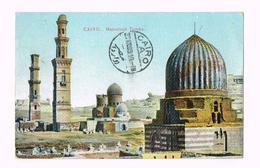 Cairo - Mamelouk Tombs 1905 - Stamp/Timbre - Egypte - Egypt - Egypte