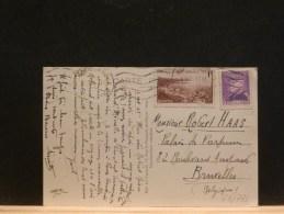 63/733 CP MONACO  POUR LA BELGIQUE  1945 - Monaco