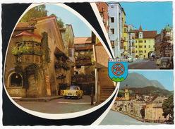 Rattenberg: SIMCA ARIANE, VW T1-BUS & 1200 KÄFER/COX - Unterinntal - (Tirol, Austria) - Voitures De Tourisme